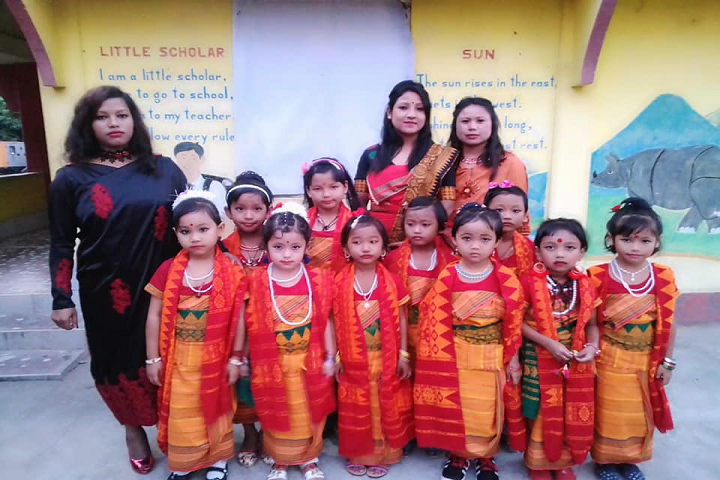 St Xavier s Public School- Cultural Activity