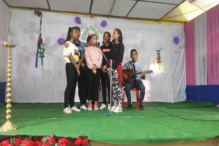 St Xavier s Public School- Singing