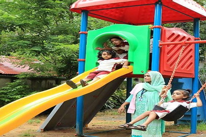 Umeri English School- Play Area
