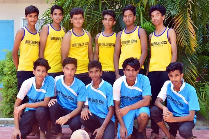 Umeri English School- Sports 1