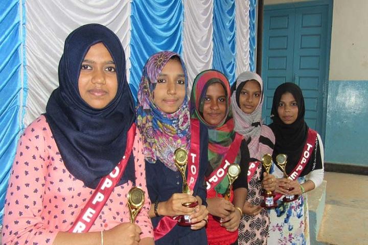 Umeri English School-Awards