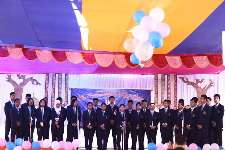 St Xavier S School- Annual Day