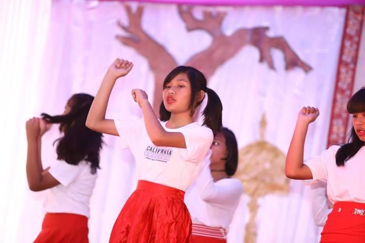 St Xavier S School- Dance