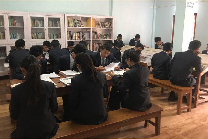 St Xavier S School- Library