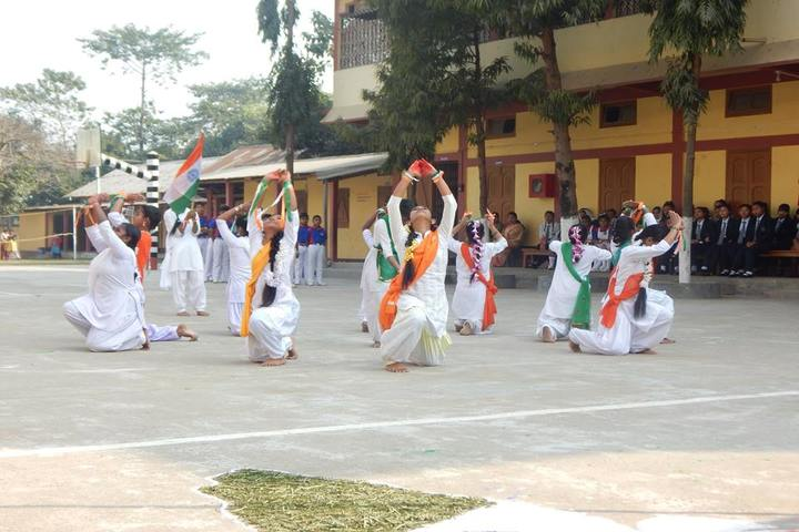 St Xavier S School- Republic day