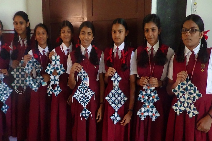 Ursuline senior secondary school - Art and Craft