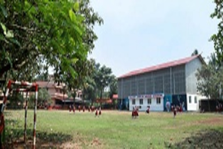 Ursuline senior secondary school - School Ground