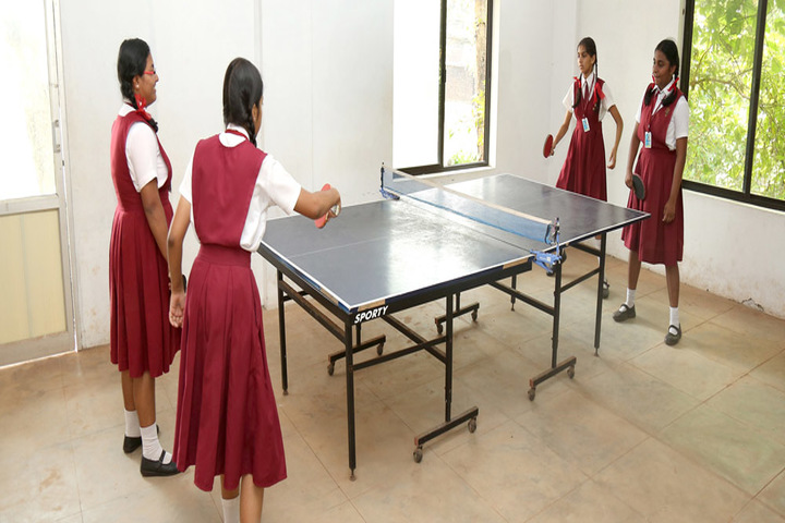 Ursuline senior secondary school - Table Tennis