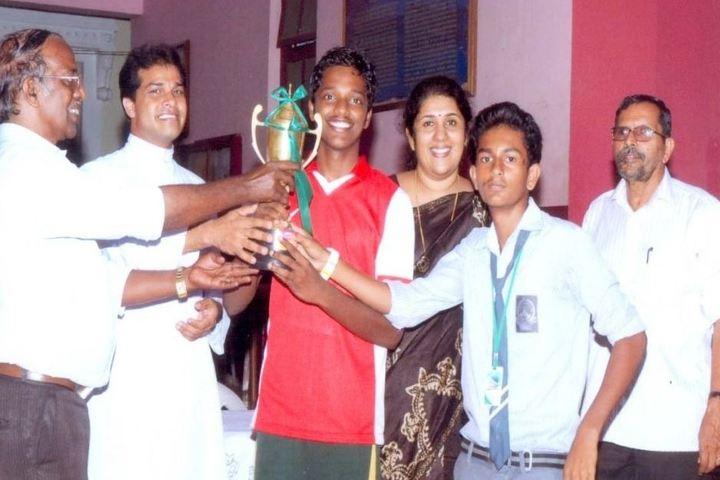 V N S S S N Trusts Central School - award