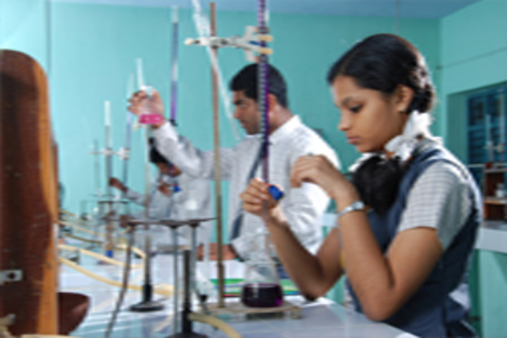 V N S S S N Trusts Central School - chemistry lab