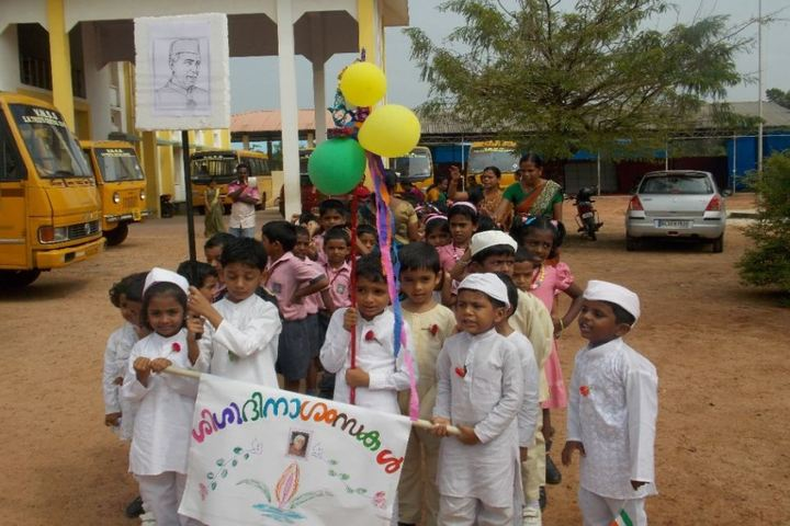 V N S S S N Trusts Central School - childrens day