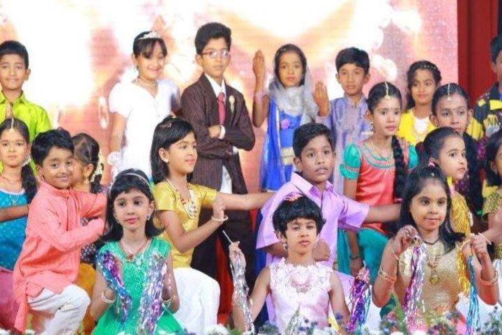 V N S S S N Trusts Central School - fancy dress
