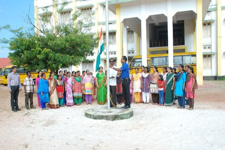 V N S S S N Trusts Central School - indpendence day