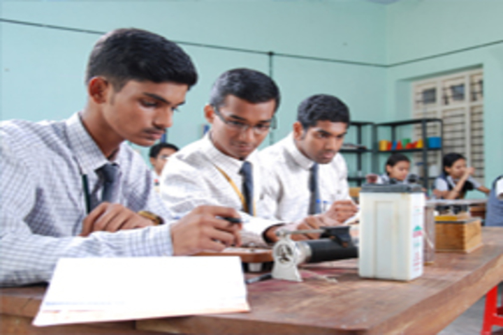 V N S S S N Trusts Central School - physics lab