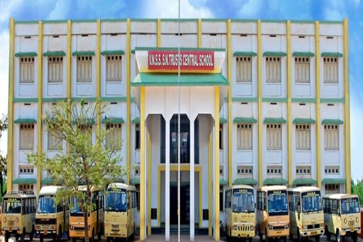 V N S S S N Trusts Central School - school building