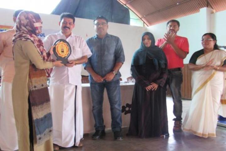 Vadi Husna Public school -Award Facilitation