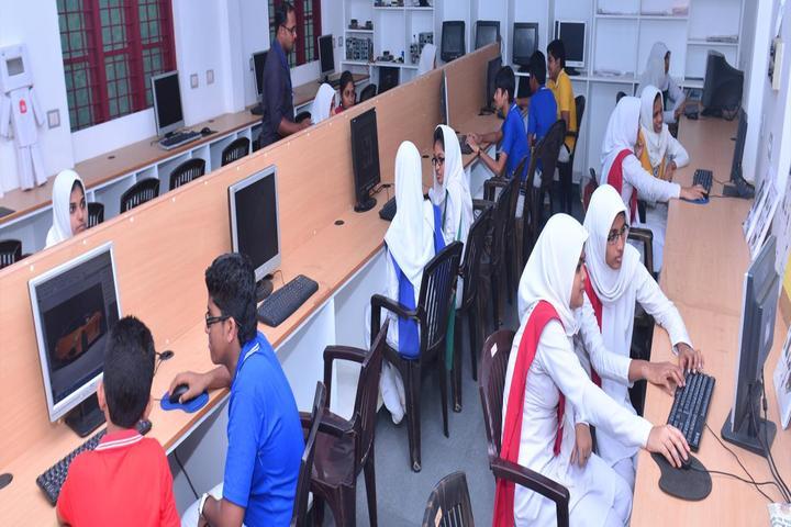 Vadi Husna Public school -Computer lab