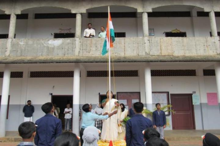 Vadi Husna Public school - Independence Day