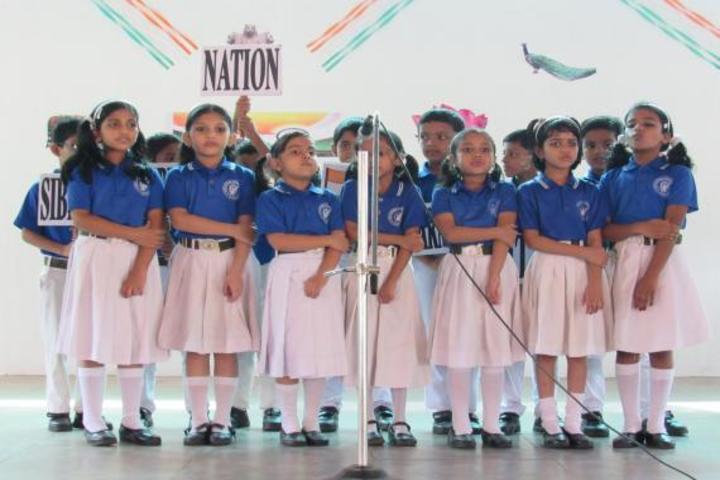 Vadi Husna Public school - Kindergarten Students