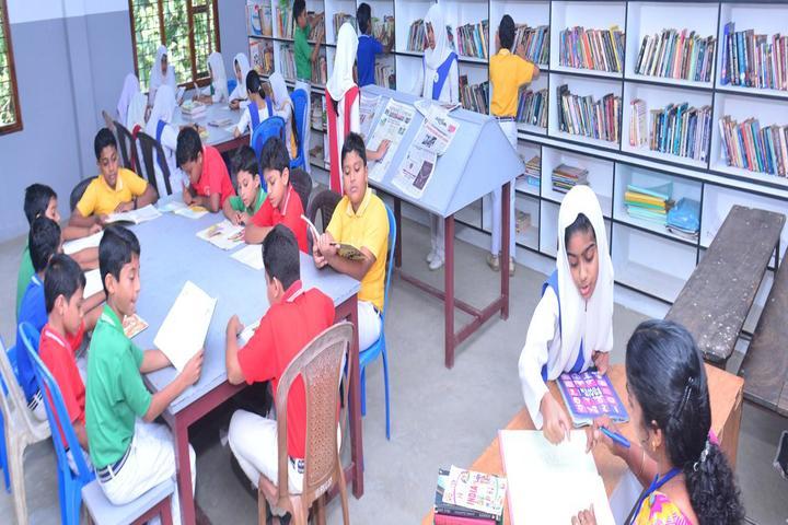 Vadi Husna Public school - Library