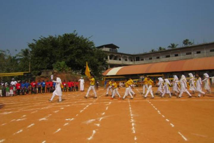 Vadi Husna Public school -March Past