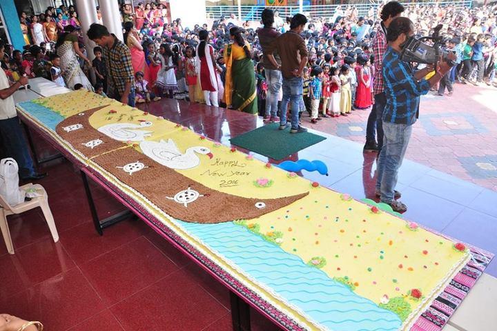 Vasavi vidyalaya - art and craft