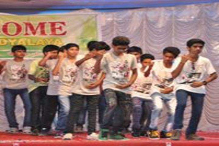 Vasavi vidyalaya - dance