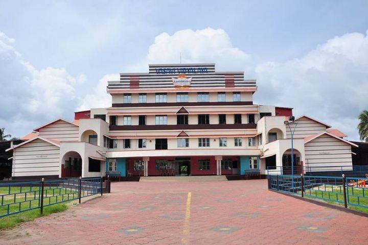 Vasavi vidyalaya - school building
