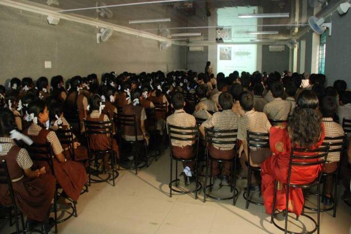 Vasavi vidyalaya - seminar hall