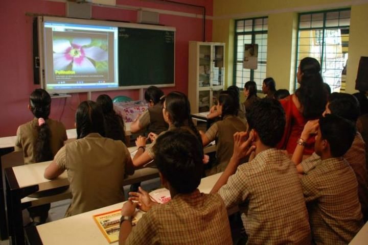 Vasavi vidyalaya - smart class