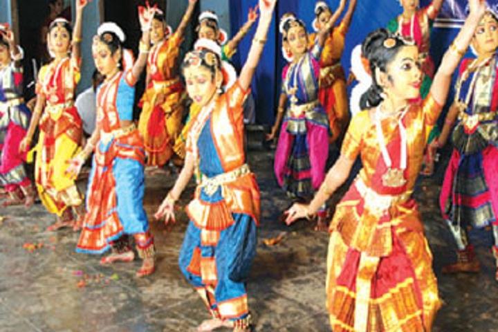 Vidhyadhiraja Vidya Bhavan Senior Secondary School-Events dance