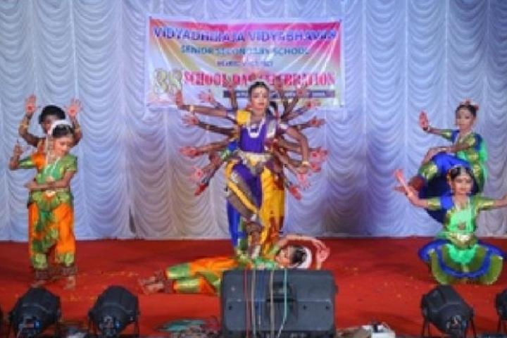 Vidhyadhiraja Vidya Bhavan Senior Secondary School-Events function
