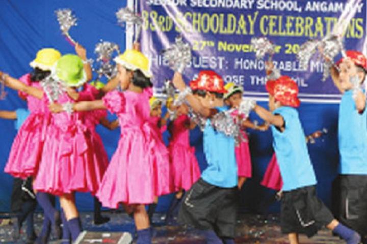 Vidhyadhiraja Vidya Bhavan Senior Secondary School-Others dance