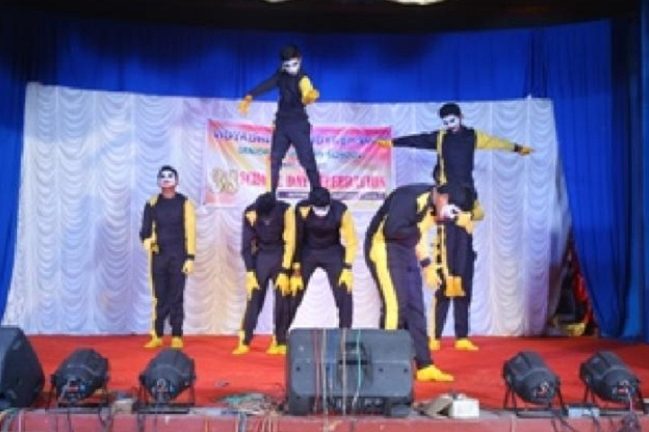 Vidhyadhiraja Vidya Bhavan Senior Secondary School-Others programme