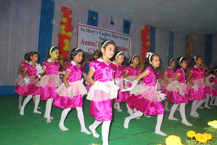 St Mary s English High School- Annual Day