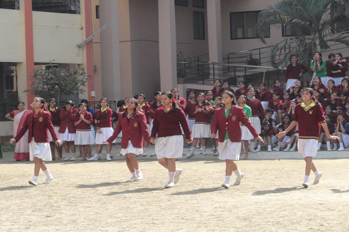 St Mary s English High School- Sports