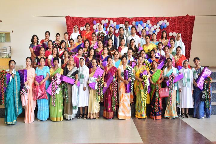 St Mary s English High School- Teachers Day