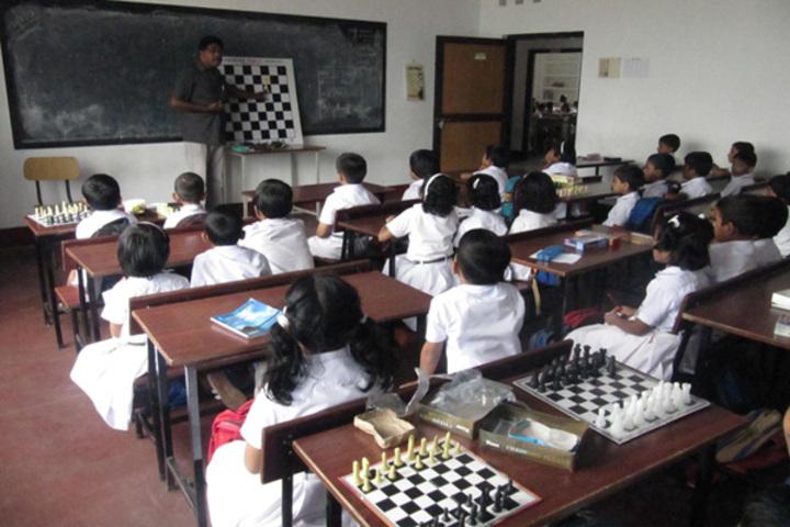 Vidyatmika Public School-Chess
