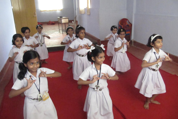 Vidyatmika Public School-Dance