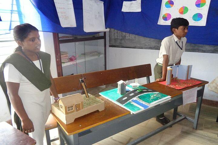 Vidyatmika Public School-School Exhibition