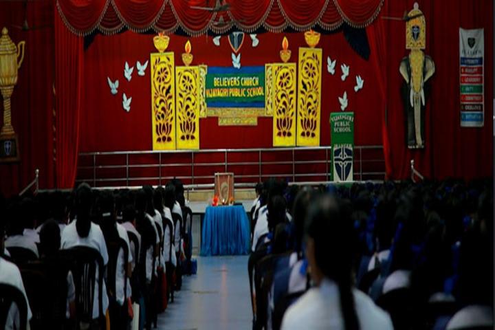 Vijayagiri Public School-Auditorium