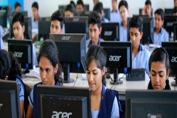 Vijayagiri Public School-Computer Lab
