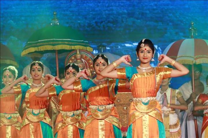 Vijayagiri Public School-Dance