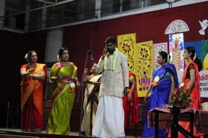 Vijayagiri Public School-Drama