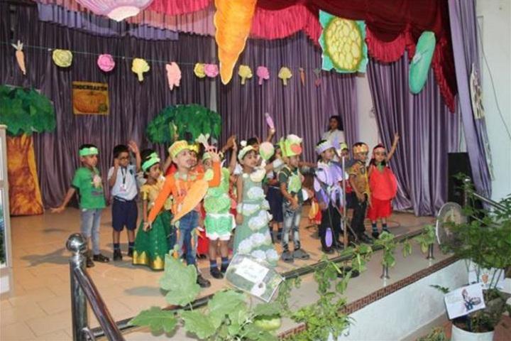 Vijayagiri Public School-Fancy Dress