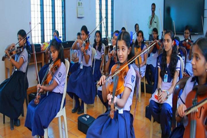 Vijayagiri Public School-Music