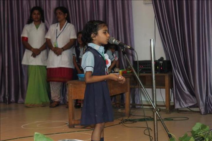 Vijayagiri Public School-Story Telling