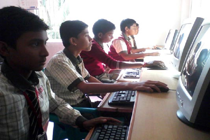 Tagore School Of Studies- Computer Lab