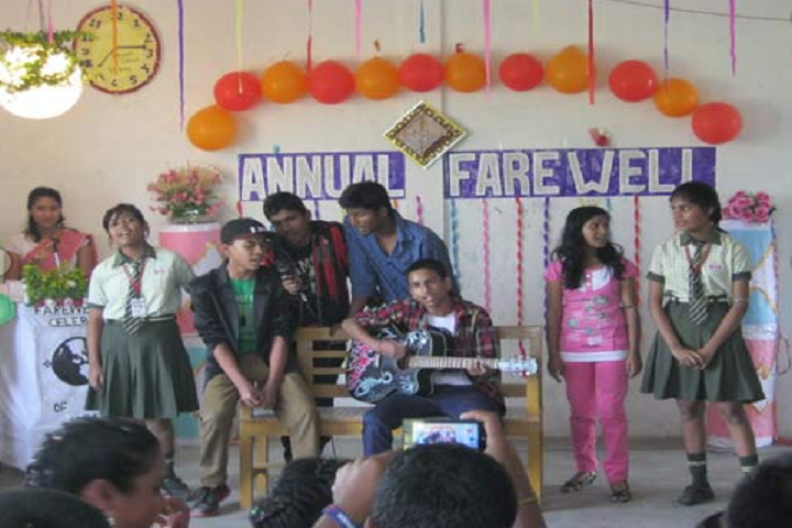 Tagore School Of Studies- Farewell
