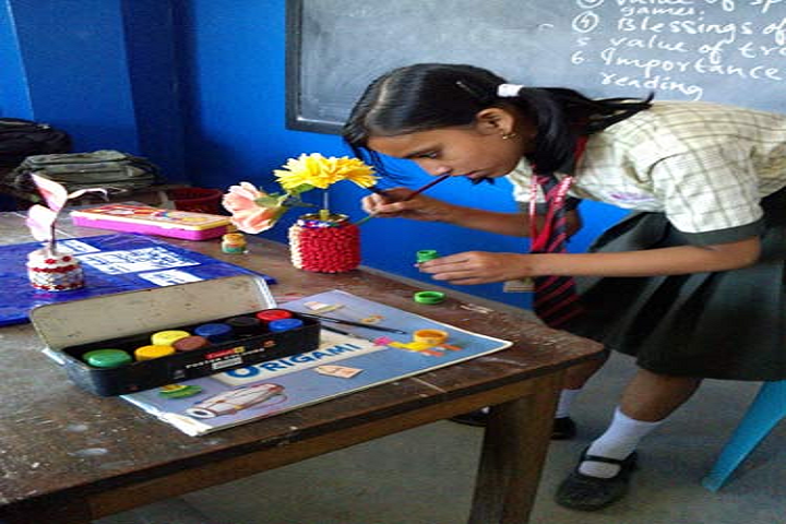 Tagore School Of Studies-Art and Craft